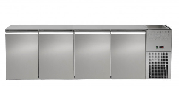 Kühlpult, Korpus 4 RE-FK-AG, REGD 440E