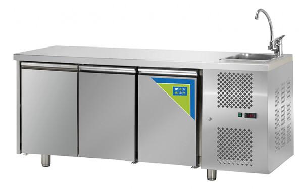 Kühltisch, KT 03 MID GNL, 3T