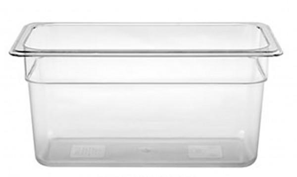 GN-Behälter, GN 1/3 150 mm, transparent