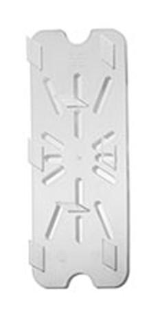 Abtropfboden, GN 1/3, transparent