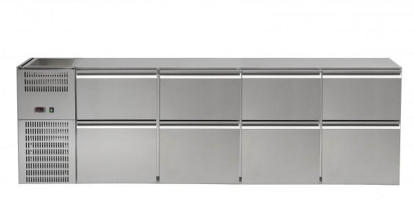 Kühlpult, Korpus 4 LI-FK-AG, REGS 408E