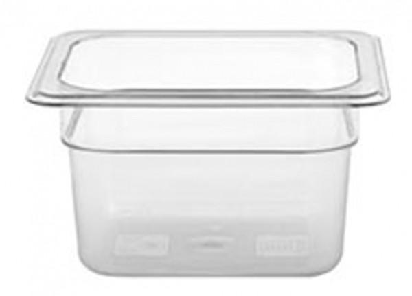 GN-Behälter, GN 1/9 100 mm, transparent