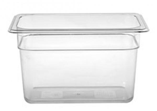 GN-Behälter, GN 1/4 150 mm, transparent