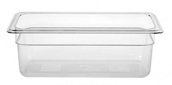 GN-Behälter, GN 1/3 100 mm, transparent