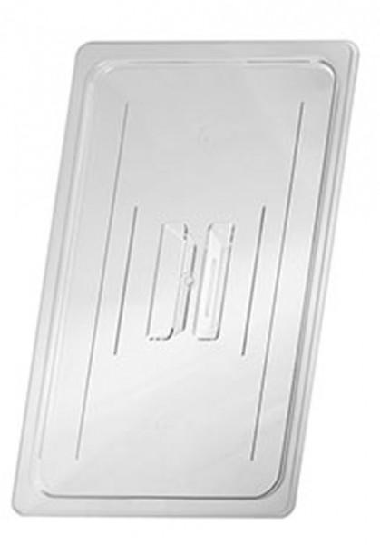 GN-Deckel, GN 1/1, transparent