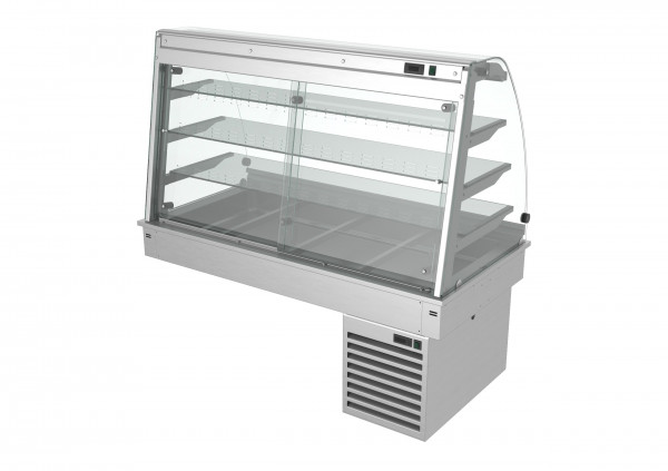 Einbau-Kühlvitrine, INSIDE, IVGT 200R