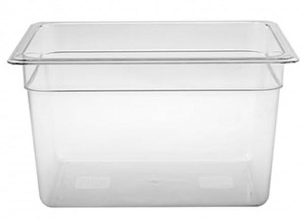 GN-Behälter, GN 1/2 200 mm, transparent