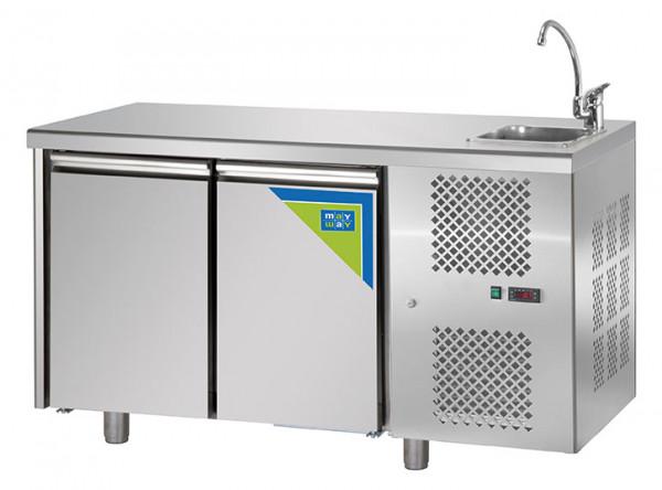 Kühltisch, KT 02 MID GNL, 2T