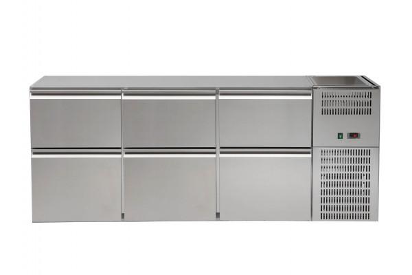 Kühlpult, Korpus 3 RE-FK-AG, REGD 306E