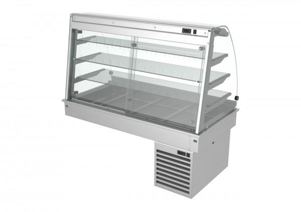 Einbau-Kühlvitrine, INSIDE, IVGT 16CR