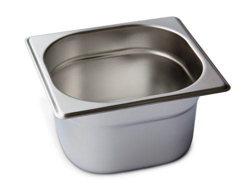 GN-Behälter, 16100, GN 1/6 100 mm