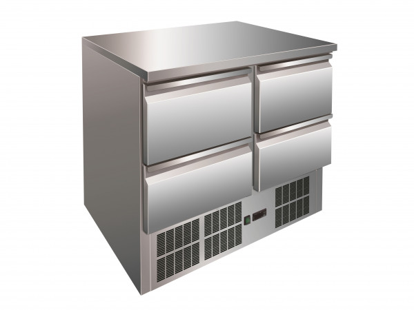 Kühltisch, MKT200-4L